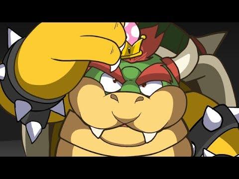 Xxx Mp4 Mario Shots Bowsette S Transformation 3gp Sex