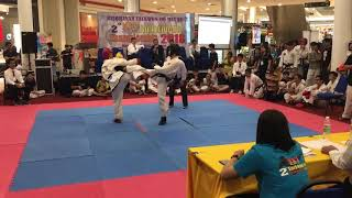 Taekwondo MFA 2018 Black Belt