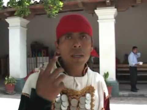 La Danza de la Pluma en Teotitlán del Valle Oaxaca 1 2