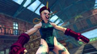cammy  oni move swap super street fighter iv ae pc