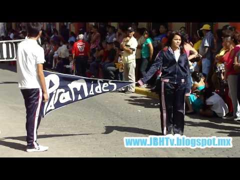 Compostela Nayarit Desfile de la Revolucion Mexicana HD 1 Hora y 21 Minutos