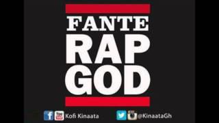 Kofi Kinaata - Fante Rap God ft. Samini (Audio Slide)