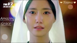 1080p [SNSD] Yoona / ♪「Amazing Grace」 (MP4) -THE K2