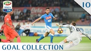 GOAL COLLECTION - Giornata 10 - Serie A TIM 2016/17