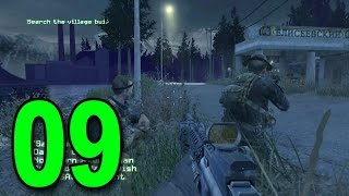 Call of Duty 4 - Part 9 - Safehouse (Let's Play / Walkthrough / Gameplay)