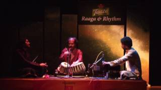 Tabla Solo by Ashoke Paul at Raaga & Rhythm 1st Session - part 2