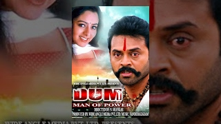 DUM MAN OF POWER | Full Movie | Hindi Film | Venkatesh | Soundarya
