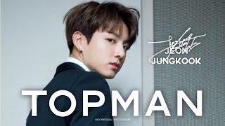 BTS (방탄소년단) Jungkook as a TopMan Model