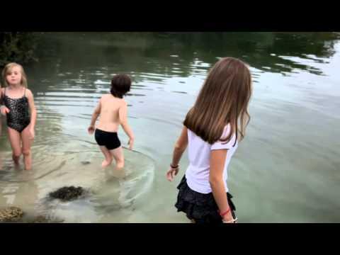 The Lake Spot vidéo de sensibilisation des adolescents à la violence sexuelle