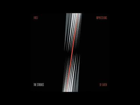 first impressions of earth the strokes