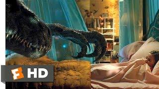 Jurassic World: Fallen Kingdom (2018) - Indoraptor vs Blue Scene (8/10) | Movieclips