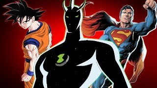Ben 10 VS Goku, Superman, and Pretty Much ANYBODY [PART 2] (Conclusion / Response)