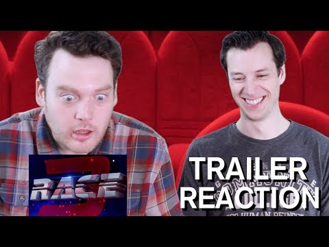 Race 3 - Trailer Reaction
