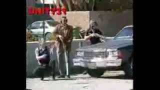 Bank Of America Robbery - Robo a Banco enorme tiroteo que se arma