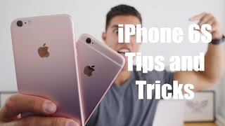 TOP iPhone 6S TIPS AND TRICKS