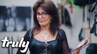 68-Year-Old Grandma Loves Being A Dominatrix   TRULY