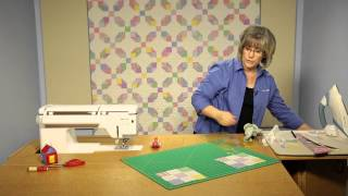 Quilting Quickly: Grandma's Favorite - Old-Fashioned Quilt