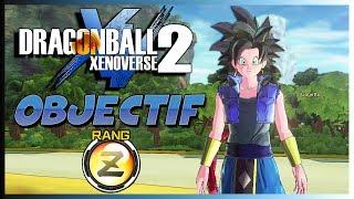 Dragon Ball Xenoverse 2 - Objectif Rang Z   Episode 32 [FR]