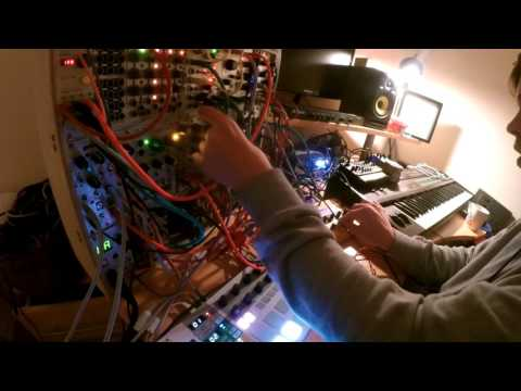 Everybody Hz - A Mournful modular melody.