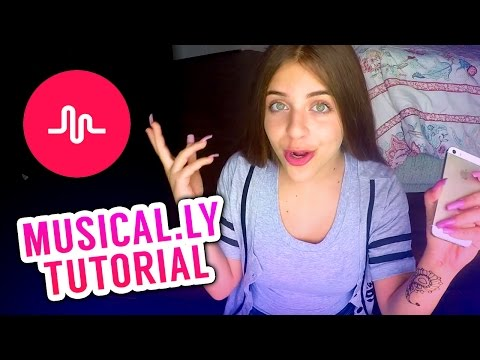 Musical.ly Tutorial | Baby Ariel