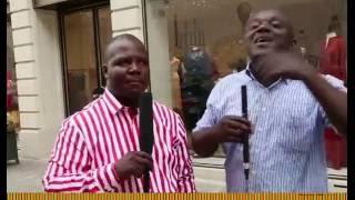Le ministre Elvis Okombi Tsalisan met les combattants d'accord à paris