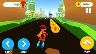 New Game | Mighty Raju 3D Hero | High score | Sony Yay Game play