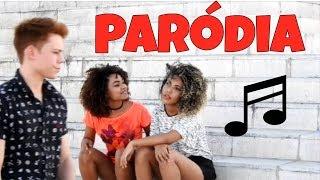 PARÓDIA - Major Lazer - Sua Cara (feat. Anitta & Pabllo Vittar)