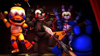 Top 10: FNaF 6 TRY NOT TO LAUGH Animations | Funny Moments