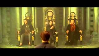 The Twilight Saga : Newmoon - Edward Meets Volturi (Extended Scene 11/12)