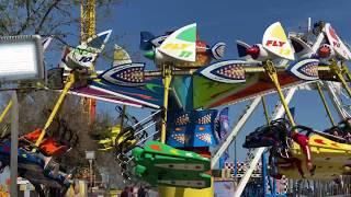 Austin Rodeo 2018   Loveofnepal   Carnival Austin   Pradip Parajuli