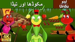 مکوڈھا اور تیڈا - Urdu Story - Stories in Urdu - 4K UHD - Urdu Fairy Tales