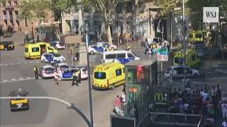 Five Terror Suspects Killed as Second Attack Hits Spain