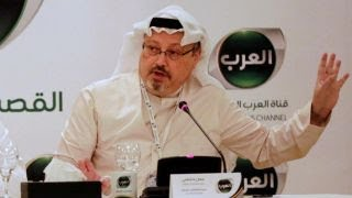 How should the US punish Saudi Arabia for missing writer?