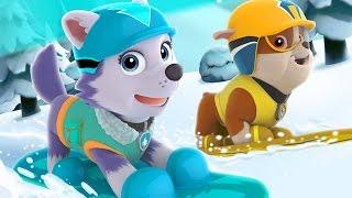 Paw Patrol Full Episodes - Paw Patrol Cartoon Game - Nick JR English Games