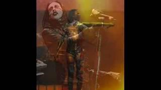 Coma Black - Marilyn Manson [Lyrics, Video w/ pic.]