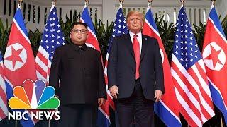 Special Report: President Trump meets with Kim Jong Un in Hanoi