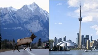 Canada selected as #1 travel spot by New York Times