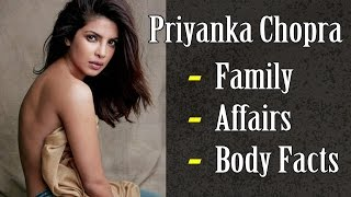 Priyanka Chopra | Career Family Affairs Height Weight Bra Size | Gyan Junction