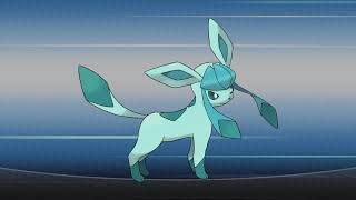 MEGA GLACEON REVEALED!!