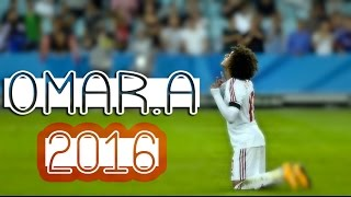 OMAR ABDULRAHMAN - Assists, Skills, Goals 2016 |HD| مهارات عمر عبدالرحمن - عموري - AL AIN FC