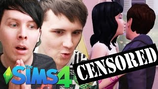 MAKING A BABY - Dan and Phil Play: Sims 4 #31