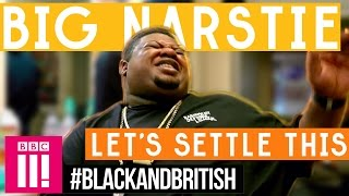 Big Narstie: Can White People Say