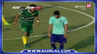 ملخص مباراة الهلال 2 : 1 الخليج - دوري كأس الأمير فيصل الجولة الثالثة