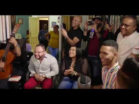 Chicho severino en la reunion que hizo Bori Mundial en casa de Joe Veras