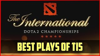 Best Plays of: The International 5 Movie   DOTA 2 Compilation highlights