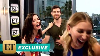 EXCLUSIVE: 'Grimm' Stars Bitsie Tulloch and David Giuntoli Are Engaged -- See the Ring!
