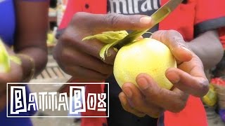Fastest Way to Peel an Orange in Nigeria