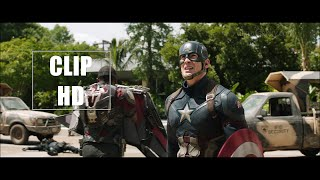 Captain America: Civil War 'Just Like We Practiced' HD Clip
