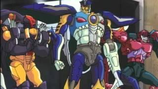 Transformers Robots In Disguise Episodio 11 Tow-Line Se Vuelve Loco