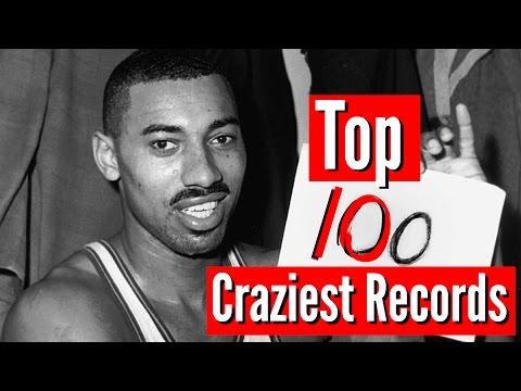 Top 10 Craziest NBA Records